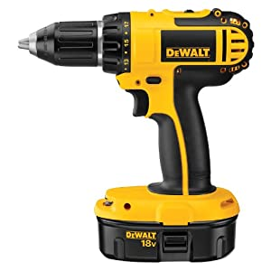 DeWalt DC720KA 18v Cordless Drill