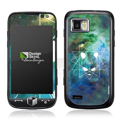 Skins Design f&#252;r Cro - Galaxycro Omnia 2 I8000 - Samsung Design Folie