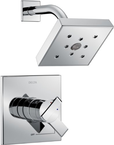 Delta Faucet Delta T17267 Ara Monitor 17 Series Shower Only Trim, Chrome (Ara Shower Head compare prices)