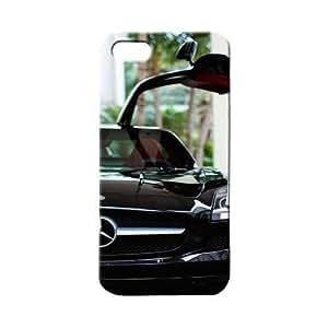 BLUEDIO Designer 3D Printed Back case cover for Apple Iphone 5 / 5S / SE - G3020