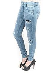 Indulge Women's Skinny Jeans (34)
