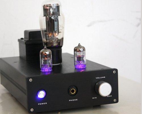 Little Bear 6N5P 6N3*2 Valve Tube Ocl Tube Headphone Amplifier Amp Preamplifier