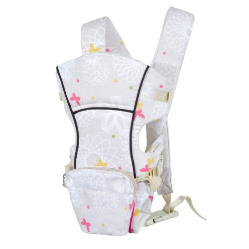 Baby Wrap Back Carry front-1054085