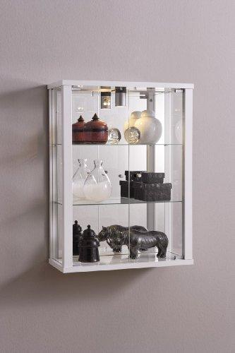 Glashngevitrine-Glasvitrine-Spiegel-Beleuchtung-Hngevitrine-Weiss