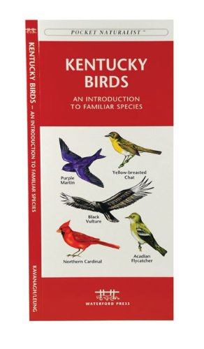 Kentucky Birds: An Introduction to Familiar Species (State Nature Guides)