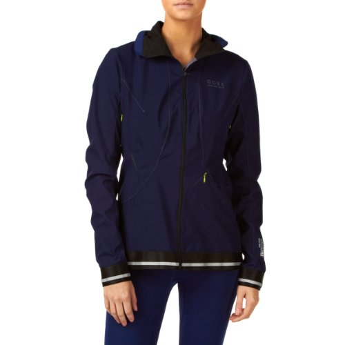 Gore Running Wear Air 2.0 AS Jacket - Navy Blue