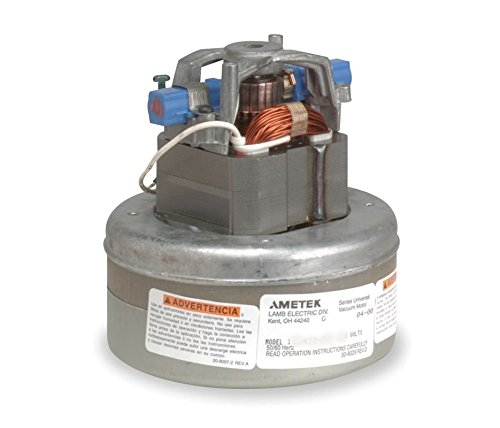 Ametek Vacuum Motor front-627424