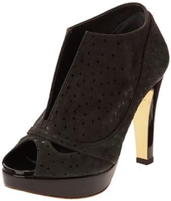 Gaspard Yurkievich Open Toe Pump, Boots femme - Gris (Var7), 37 EU