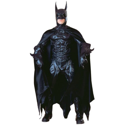 Collector's Batman Costume - X-Large - Chest Size 44-46