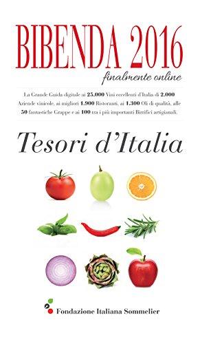 Bibenda 2016 la guida online Tesori d'Italia PDF