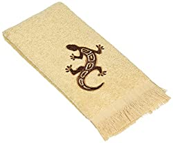 Avanti Segovia Fingertip Towel, Rattan