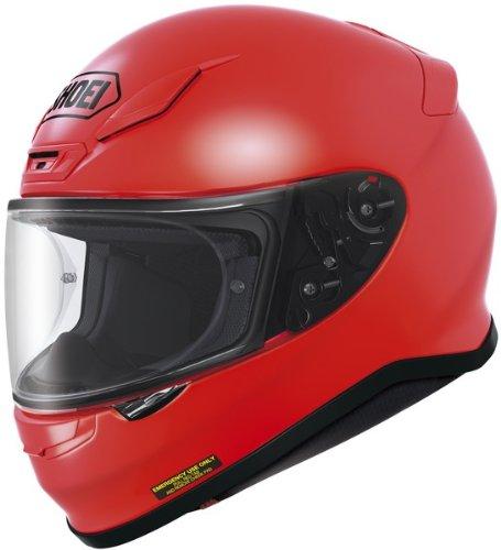 Shoei Rf-1200 Shine Red SIZE:MED Full Face Motorcycle Helmet
