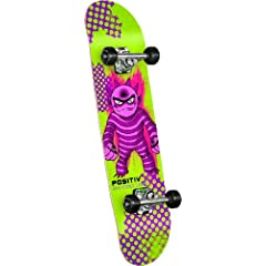 Buy POSITIV Sandro Dias Monster Series Skateboard Assembly by POSITIV