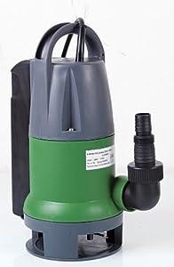 Ribiland - prpvc550ca - Pompe vide-cave eaux chargées 550w flotteur intégré