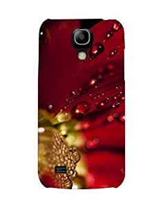 Mobifry Back case cover for Samsung I9190 Galaxy S4 mini Mobile ( Printed design)