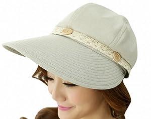 Dandelion Dreams Foldable Sun Hat ,Beach Cap,UVF50+, Light Blue