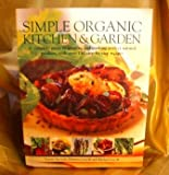 img - for Simple Organic Kitchen and Garden book / textbook / text book