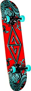 Powell Golden Dragon Two Dragons 2 Complete Skateboard from Skate One Corp.