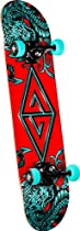 Powell Golden Dragon Two Dragons 2 Complete Skateboard