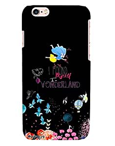 I Found Myself In Wonderland Case for Apple iPhone 6+ / 6s+ from Wrap On!