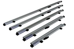 Sandusky Buddy Products Clamp, 42-Inch Sheets, Aluminum (8009-5)