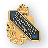 Student Council Lapel Pin - Pack of 12