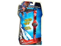 Spiderman The Amazing Red Character Wrist Watch