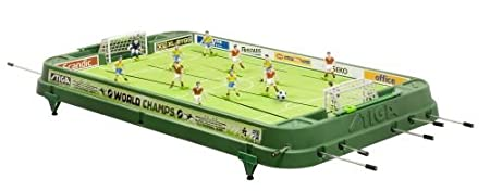 Stiga World Champs Jeu de football de table Vert 91 x 50 x 8 cm