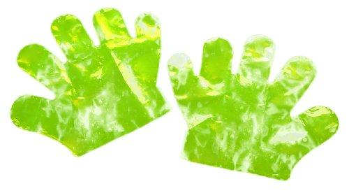 Glow Away Neon Glow Hands - 1