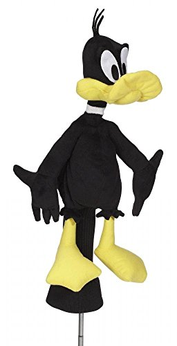 official-looney-tunes-golf-driver-headcover-daffy-duck