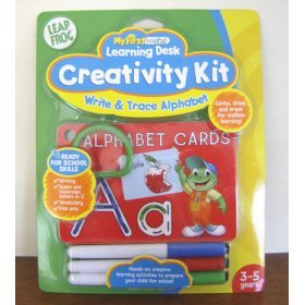 My First LeapPad Creativity Kit: Write & Trace Alphabet - Buy My First LeapPad Creativity Kit: Write & Trace Alphabet - Purchase My First LeapPad Creativity Kit: Write & Trace Alphabet (LeapFrog, Toys & Games,Categories,Learning & Education)