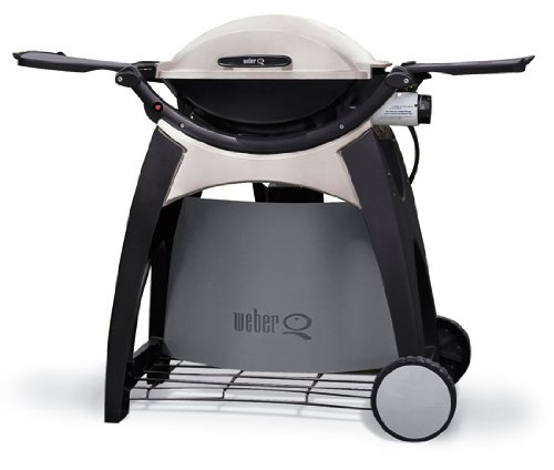weber grill ausverkauf weber 20001 gasgrill q 200 plus premium rollwagen. Black Bedroom Furniture Sets. Home Design Ideas