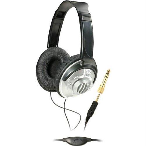Full Size Dj Headphones With In Line Volume Control 40Mm Diaphragm