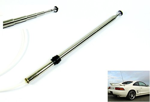 toyota-mr2-camry-am-fm-radio-electric-aerial-power-antenna-mast-tooth-cable-cord-90-93-celica-luffy