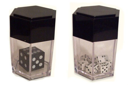 Loftus International Empire Magic Dice Bomb Trick