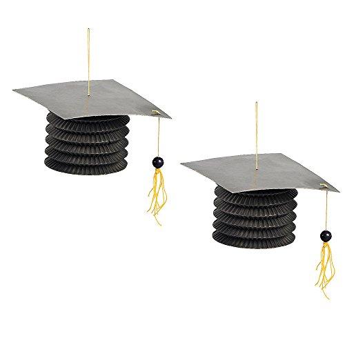 graduation paper lanterns