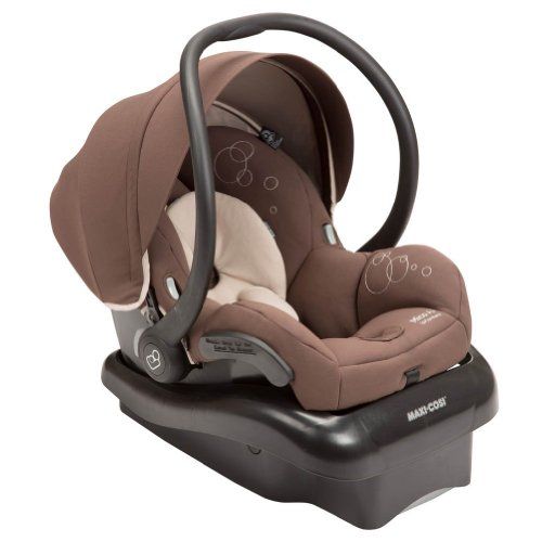 2014 Maxi-Cosi Mico AP Infant Car Seat, Brown, 0-12 Months Prior Model)