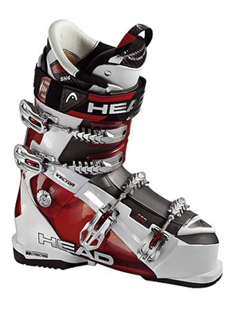 Head SKIBOOT VECTOR 120 SH4 WHITE-T - 26
