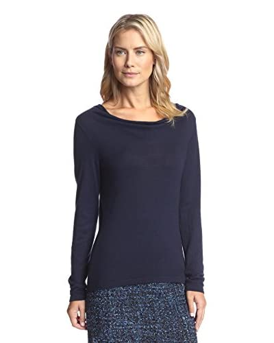 J. McLaughlin Women's Corinne Drape Collar Sweater