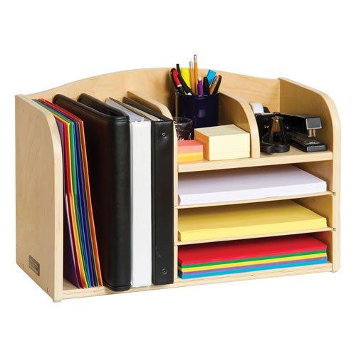 Guidecraft High Desk Organizer Set