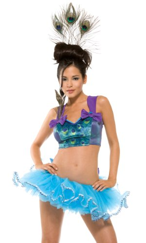 Forplay Women's Fab Feathers Adult Sized Costumes