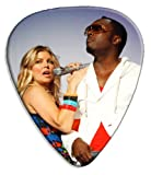 Black Eyed Peas (WK) Big Live Performance Guitar Pick