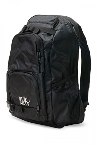 The Daddy Diaper Pack (Classic Black)