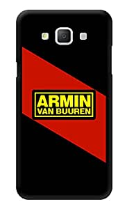 "Humor Gang Armin Van Buuren Printed Designer Mobile Back Cover For ""Samsung Galaxy A3"" (3D, Glossy, Premium Quality Snap On Case)"