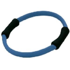 Hugger Mugger Pilates Ring with Foam Grips, Blue by Hugger Mugger
