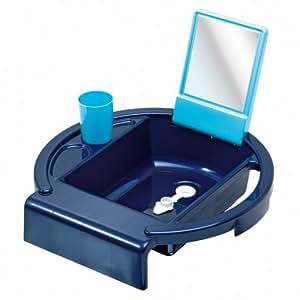 Rotho Babydesign 20034 0020 01 Kiddy Wash perlblue/aquamarine perl