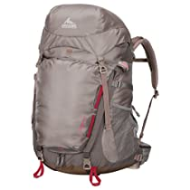 Gregory Mountain Products Sage 55 Backpack, Sepia Gray, Small
