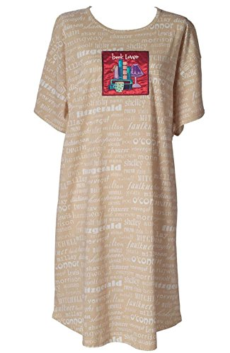 Book Lover Nightshirt