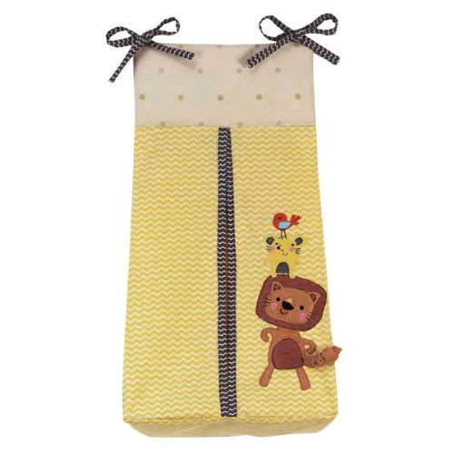 Lambs & Ivy Diaper Stacker, Cornelius