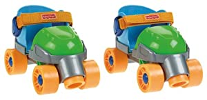 Fisher Price Grow-with-me 1,2,3 Roller Skates - Boys